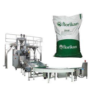 Automatisk Bulk Packing Machine For Milk Powder i 10kg 25kg Vesker