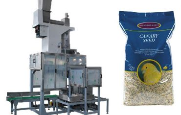 20 kg kornfrø åpent munnsekk og veskepåfyllingsvekter