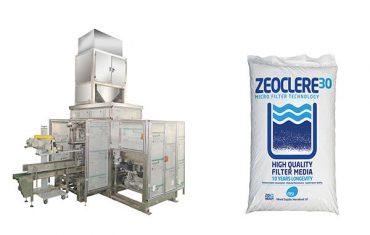 fullautomatisk storpose gitt saltpakke