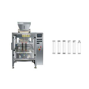 8-linjers multi-line sachet-sticksukkerpakke maskin
