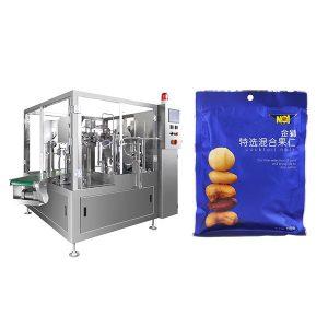 Automatisk fyllforseglingsemballasje maskin for fast pulver eller solid