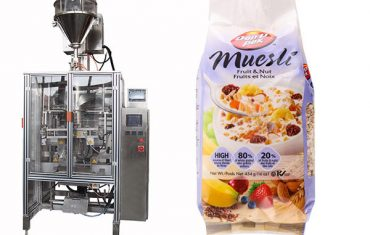 automatisk mat pulver emballasje maskin
