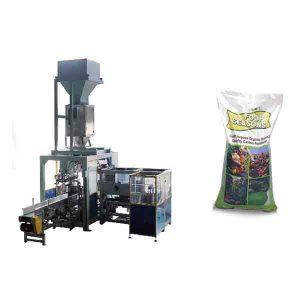 Automatisk korn 50 kg stor vesker kjemisk gjødsel pakking maskin