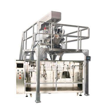 automatisk horisontal pre-laget granulær emballasje maskin
