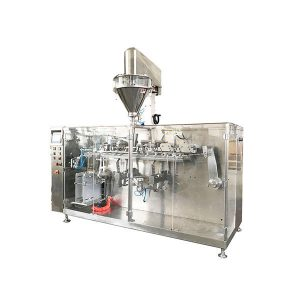 Automatisk Horisontal Pre-Made Powder Packaging Machine