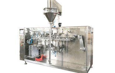 automatisk horisontal pre-made pulver emballasje maskin