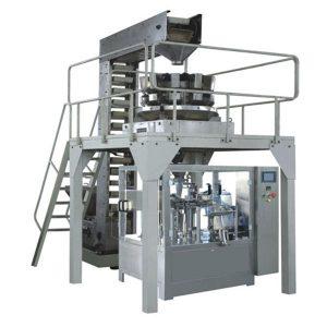 Automatisk Premade Granule veie fylling og forsegling produksjonslinje