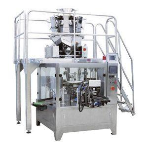 Automatisk tørrfruktspose fylling pakking gjør maskineri maskin