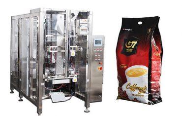 automatisk quad tetningspose emballasje maskin volumetrisk kopp fyllemaskinen