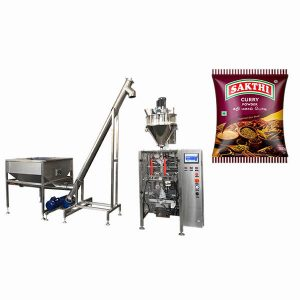 Curry Powder Packaging Machine