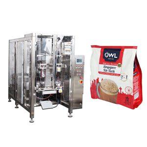 Avfallsventil Automatisk kaffepulverpakningsmaskin