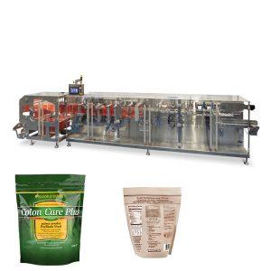 Doypack pulverformet granulatpakning