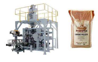 feed korn granule tunge bag pakking maskin