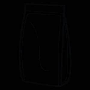 Flat bunn - 4 tetninger