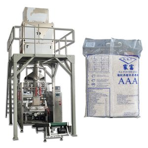 Fullautomatisk Granule Partikkel Food Rice Packing Machine Price