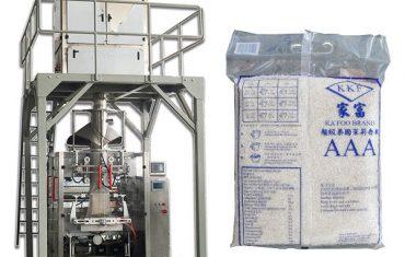 helautomatisk granule partikkelmat ris pakke maskin