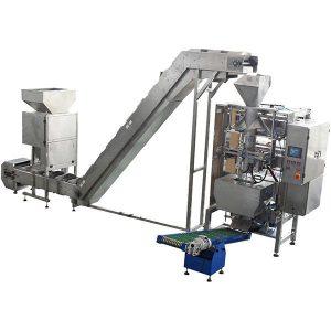 Granulater Vacuum Packaging Machine
