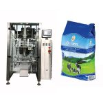 automatisk gusset bag packing machine