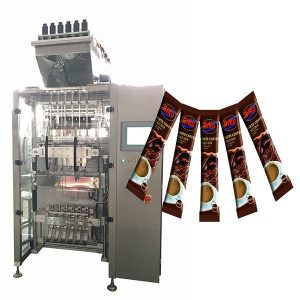Høyhastighets Multi Line Sachet Stick Packing Machine
