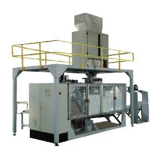 Høy automatiseringspakke, pulver med stor pose fylling og tetning Line, enkel betjening