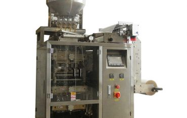 multi-baner automatisk saus sachet flytende pakking maskin