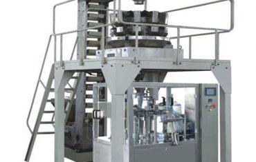 nøtter godteri roterende premade veskepose pakke maskin