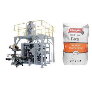 Pulver Bagging Machine 20kg Flour Big Bag Packing Machine With Sealing Machine