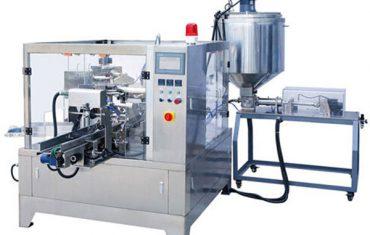 premade veske væske og pasta pakke maskin