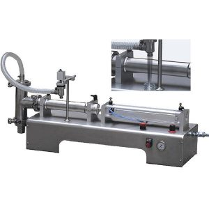 Single Head Stempel Filler For Liquid