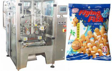 vffs vertikal form fylle og tetning emballasje maskin