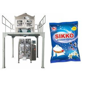 Vaskepulverpakningsmaskin