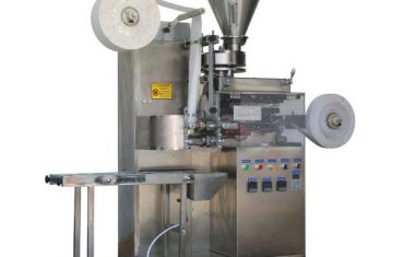 zt-12 automatisk tepose emballasje maskin