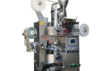 zt-18 automatisk tepose emballasje maskin (med tag og papir ytre)