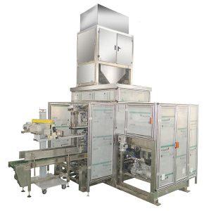 ZTCK-25 Automatisk Bag Feeding Packing Machine, Vevdepose Packaging Machine
