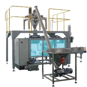 ZTCP-25L Automatisk Vevdepose Packaging Machine For Powder