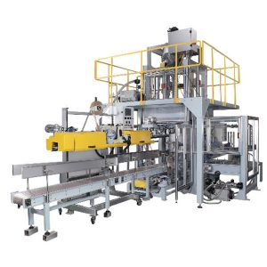 ZTCP-50P automatisk tung pose pulver emballasje maskin enhet
