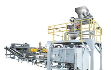 ztcp-50p automatisk pulver vevd pose pakke maskin