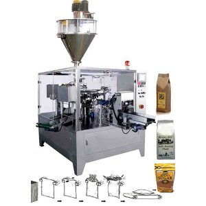 fullautomatisk pulveremballasje maskineri
