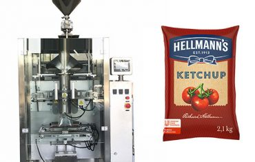 500g-2kg ketchup sauser emballasje maskin