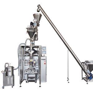 pulver emballasje maskin med auger filler